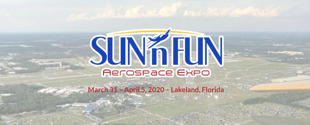 SUNnFUn Aerospace Expo March 31 - April 5 Lakeland Florida
