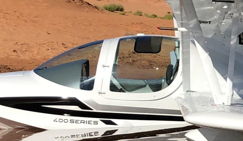 2021 Super Petrel 400 Series