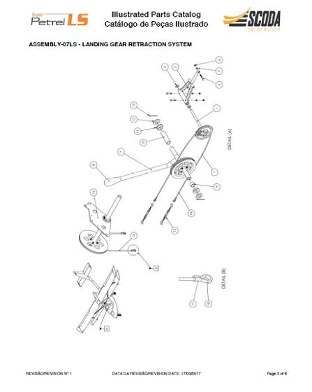 Landing Gear Parts Catalog